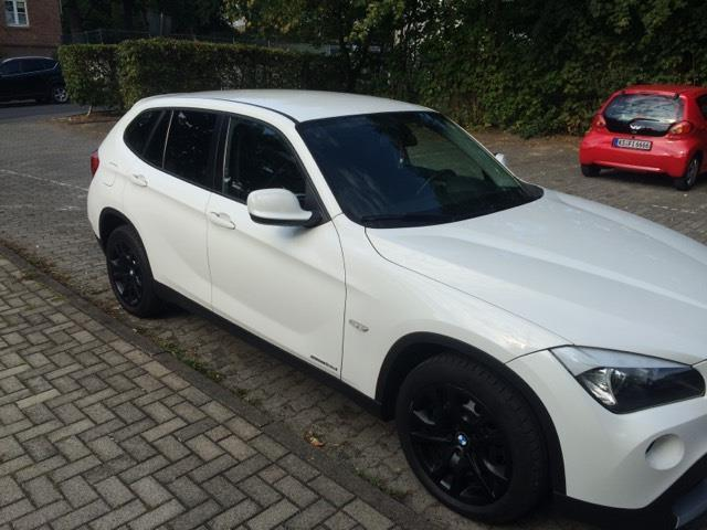 verkauft bmw x1 sdrive18d gebraucht 2011 km in kassel. Black Bedroom Furniture Sets. Home Design Ideas