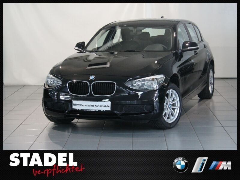 verkauft bmw 114 d reifdruck intleiste gebraucht 2015 km in heilbronn. Black Bedroom Furniture Sets. Home Design Ideas