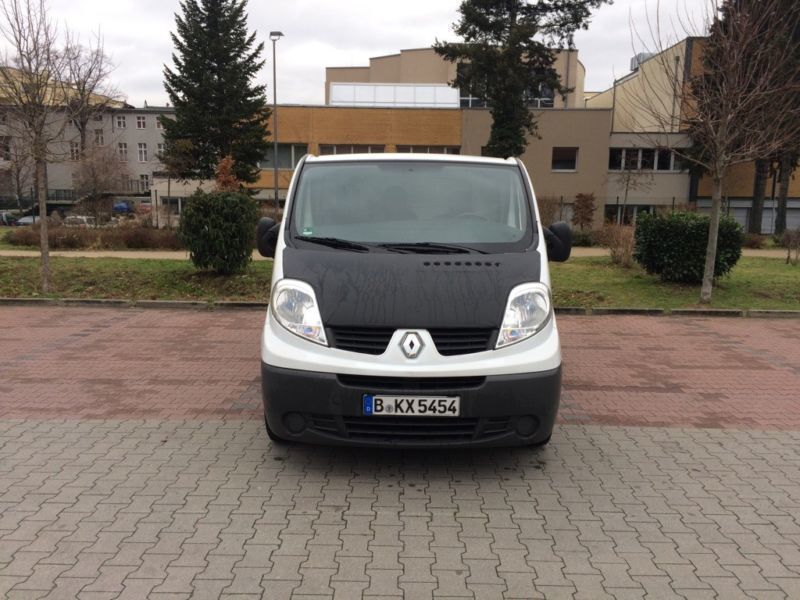 verkauft renault trafic 2 0 dci 90 l1h1 gebraucht 2008. Black Bedroom Furniture Sets. Home Design Ideas