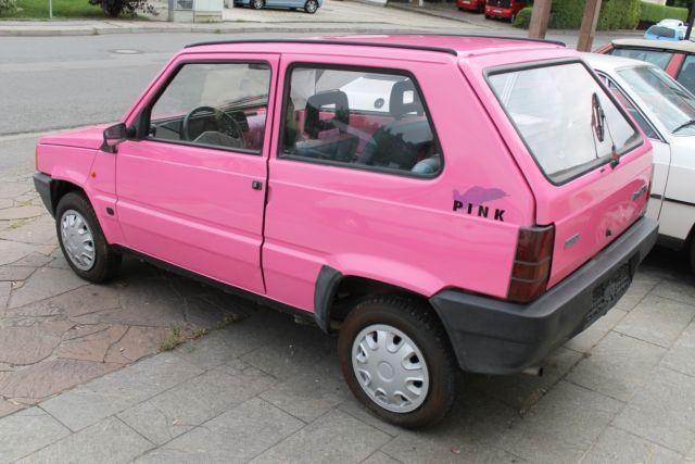 verkauft fiat panda pink gebraucht 1992 km in. Black Bedroom Furniture Sets. Home Design Ideas