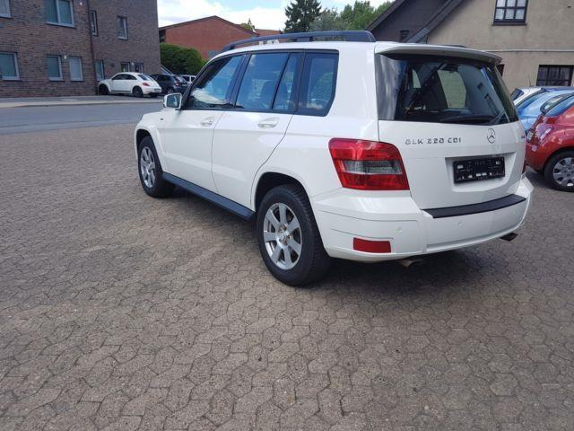 verkauft mercedes glk220 glk klassecdi gebraucht 2009 km in werther. Black Bedroom Furniture Sets. Home Design Ideas
