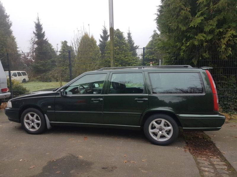 verkauft volvo v70 2 5 tdi mit garantie gebraucht 1998. Black Bedroom Furniture Sets. Home Design Ideas