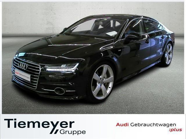 verkauft audi a7 3 0 tdi q 320 ps s li gebraucht 2016 km in gelsenkirchen buer. Black Bedroom Furniture Sets. Home Design Ideas