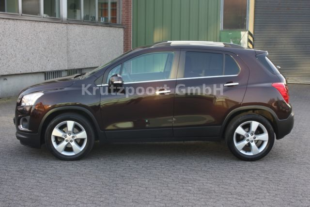 verkauft chevrolet trax lt gebraucht 2014 km in krefeld. Black Bedroom Furniture Sets. Home Design Ideas
