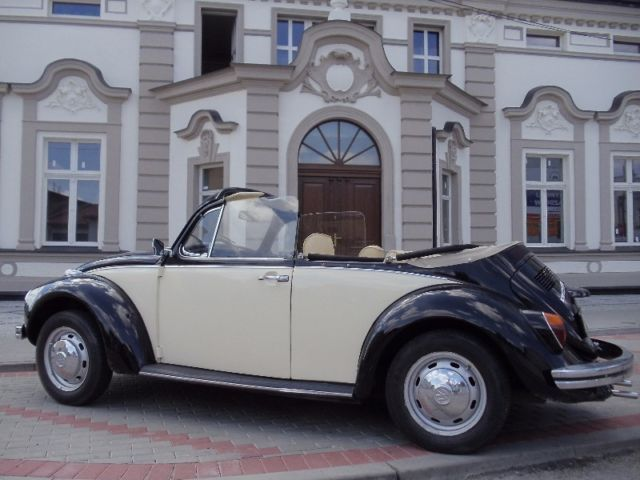 verkauft vw k fer cabrio in polen gebraucht 1972 km in neu ulm. Black Bedroom Furniture Sets. Home Design Ideas