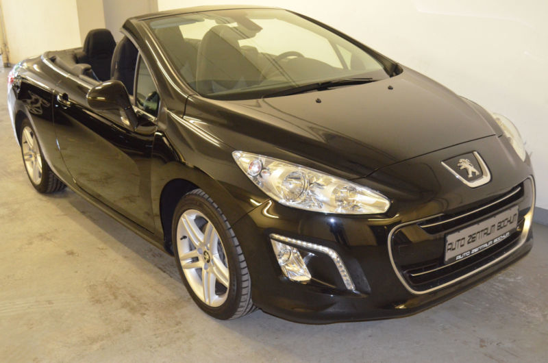 verkauft peugeot 308 cc hdi fap active gebraucht 2011 km in bochum. Black Bedroom Furniture Sets. Home Design Ideas