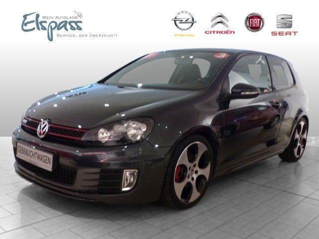 verkauft vw golf gti vi 2 0 tsi navi t gebraucht 2010. Black Bedroom Furniture Sets. Home Design Ideas