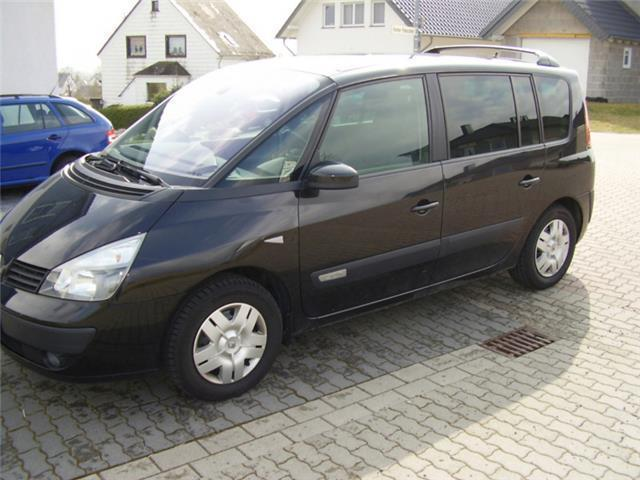verkauft renault espace 2 0 expression gebraucht 2004 km in kirchwald. Black Bedroom Furniture Sets. Home Design Ideas