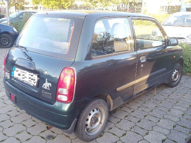 verkauft daihatsu cuore gebraucht 2002 km in remscheid. Black Bedroom Furniture Sets. Home Design Ideas
