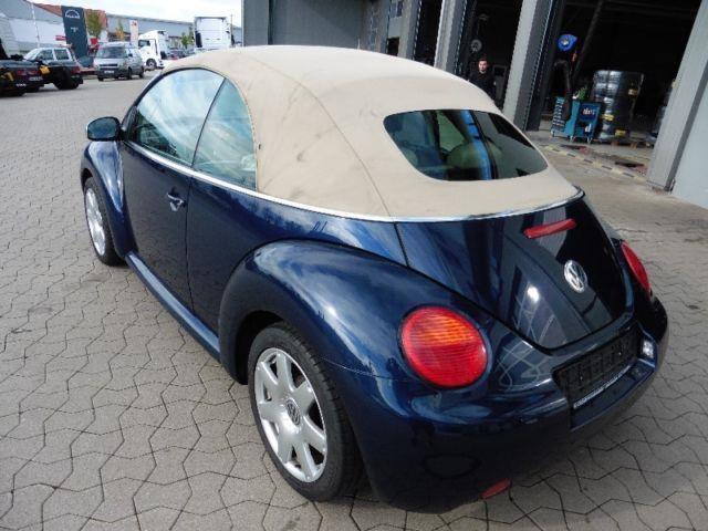 gebraucht newcabriolet 2 0 highline vw beetle 2004 km in pfalzgrafenweiler. Black Bedroom Furniture Sets. Home Design Ideas