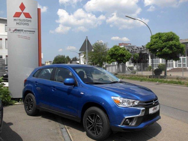 verkauft mitsubishi asx edition 1.6 na., gebraucht 2018, 3.000 km in