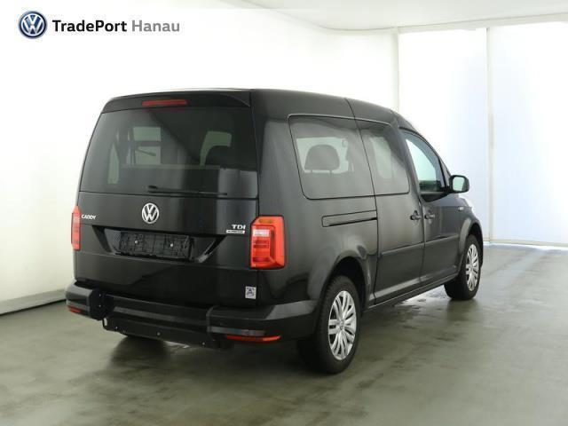verkauft vw caddy maxi trendline behin gebraucht 2016 km in hanau. Black Bedroom Furniture Sets. Home Design Ideas