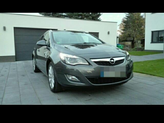 gebraucht 1 4 ecoflex innovation opel astra sports tourer. Black Bedroom Furniture Sets. Home Design Ideas