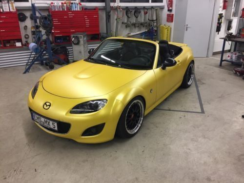 verkauft mazda mx5 nc 2.0 liter turbo ., gebraucht 2012, 30.542 km