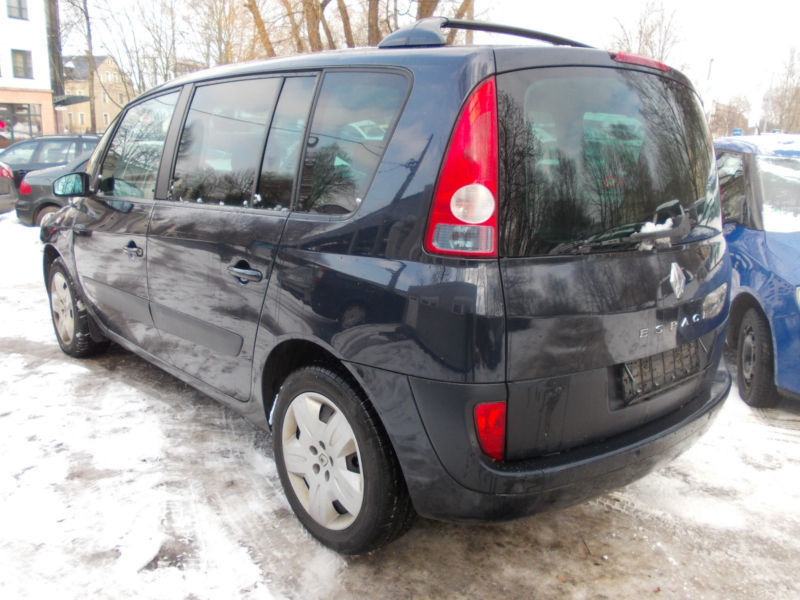 gebraucht 2 2 dci privilege renault espace 2003 km in ergoldsbach. Black Bedroom Furniture Sets. Home Design Ideas