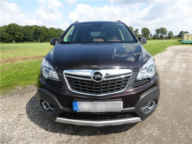 verkauft opel mokka 1 7 cdti automatik gebraucht 2013 km in essen. Black Bedroom Furniture Sets. Home Design Ideas