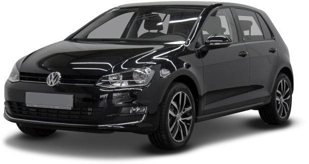 gebraucht VW Golf VII 1.2 TSI ALLSTAR Comfortline Navi LM GRA