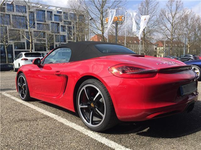 verkauft porsche boxster s pdk gebraucht 2015 km in neuenstadt. Black Bedroom Furniture Sets. Home Design Ideas