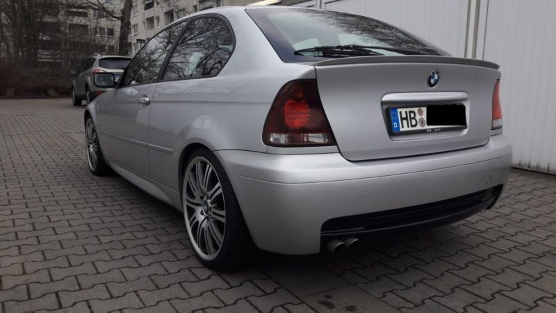 verkauft bmw 316 compact ti gebraucht 2001 km in bremen. Black Bedroom Furniture Sets. Home Design Ideas