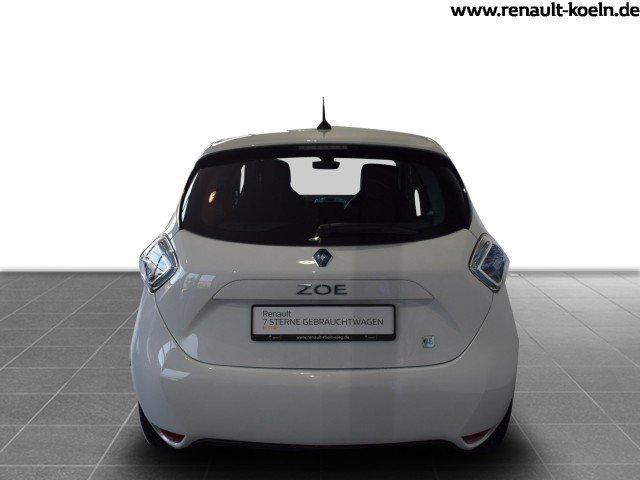 verkauft renault zoe life gebraucht 2014 km in k ln. Black Bedroom Furniture Sets. Home Design Ideas