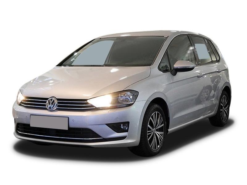 verkauft vw golf sportsvan 1 4 tsi all gebraucht 2016 km in gr nwald. Black Bedroom Furniture Sets. Home Design Ideas