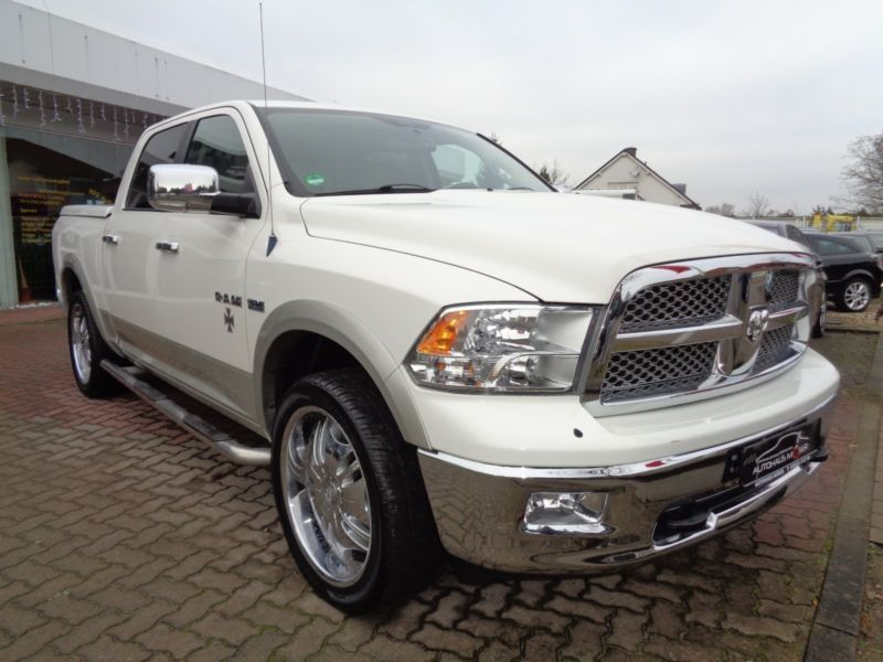 verkauft dodge ram crew cab laramie 1 gebraucht 2009. Black Bedroom Furniture Sets. Home Design Ideas