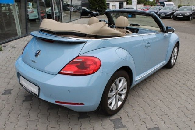 verkauft vw beetle cabriolet 1 4 tsi d gebraucht 2013. Black Bedroom Furniture Sets. Home Design Ideas