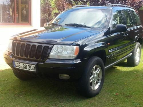 verkauft jeep grand cherokee limited 3 gebraucht 2000 km in kehl. Black Bedroom Furniture Sets. Home Design Ideas