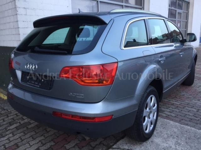 verkauft audi q7 3 0 tdi quattro gebraucht 2007 km in dreieich. Black Bedroom Furniture Sets. Home Design Ideas