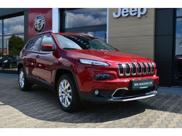 verkauft jeep cherokee limited navi l gebraucht 2015 km in braunschweig. Black Bedroom Furniture Sets. Home Design Ideas