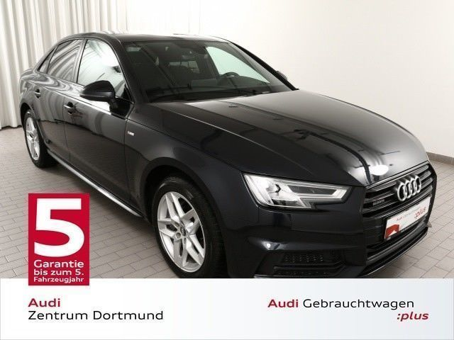 verkauft audi a4 2 0tdi qu s line hud gebraucht 2016 7. Black Bedroom Furniture Sets. Home Design Ideas