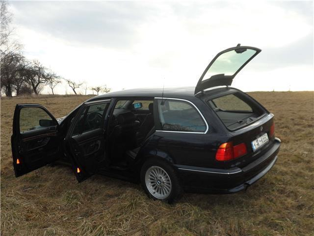 verkauft bmw 540 5er touring gebraucht 1998 km in ludwigsburg. Black Bedroom Furniture Sets. Home Design Ideas