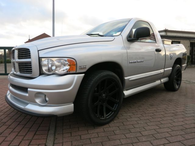 verkauft dodge ram daytona 22 zoll srt gebraucht 2005. Black Bedroom Furniture Sets. Home Design Ideas