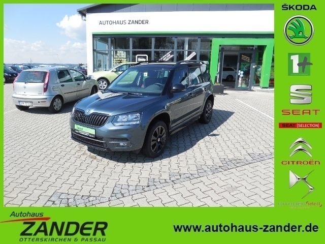 verkauft skoda yeti 2 0 tdi 4x4 monte gebraucht 2015. Black Bedroom Furniture Sets. Home Design Ideas