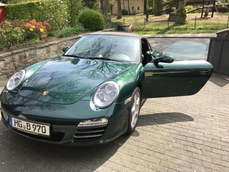 verkauft porsche 997 gebraucht 2009 km in kronberg. Black Bedroom Furniture Sets. Home Design Ideas