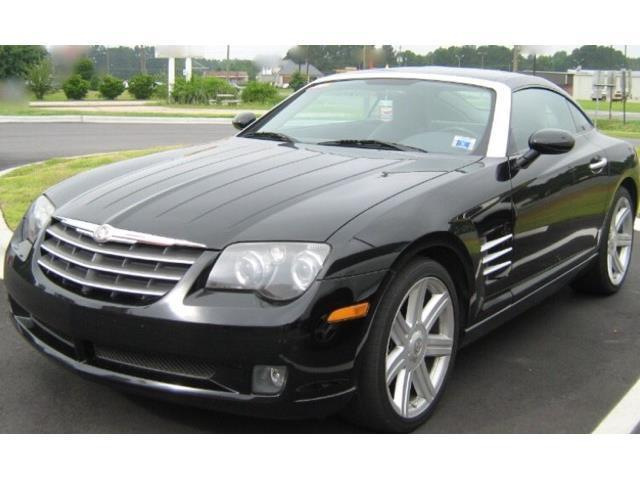 verkauft chrysler crossfire automatik gebraucht 2005 km in winterberg. Black Bedroom Furniture Sets. Home Design Ideas