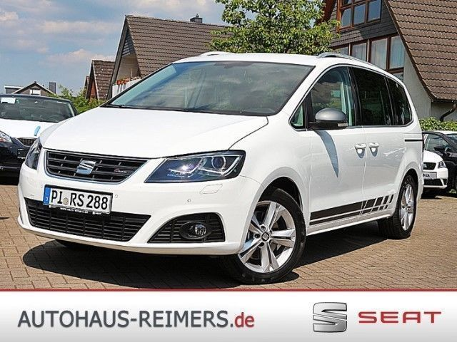 verkauft seat alhambra 2 0 tdi fr line gebraucht 2016 3. Black Bedroom Furniture Sets. Home Design Ideas