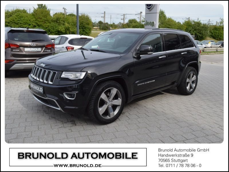 verkauft jeep grand cherokee 3 0 crd o gebraucht 2015 km in stuttgart. Black Bedroom Furniture Sets. Home Design Ideas