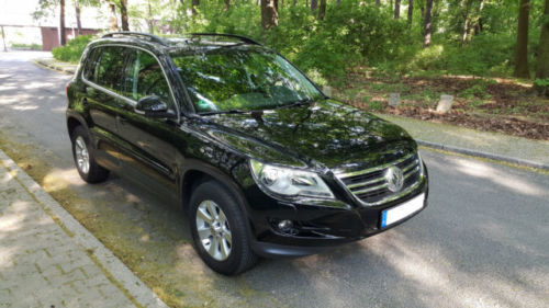 verkauft vw tiguan 2 0 tdi dpf 4motion gebraucht 2010 km in ahrensfelde. Black Bedroom Furniture Sets. Home Design Ideas
