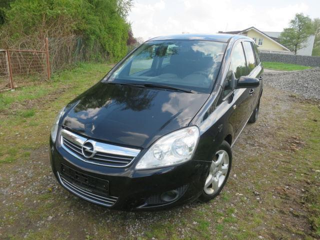 verkauft opel zafira b 1 9 cdti editio gebraucht 2009 km in niefern. Black Bedroom Furniture Sets. Home Design Ideas