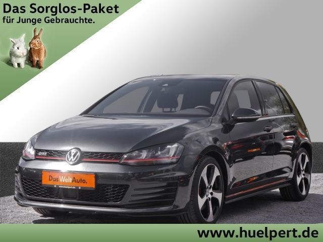 verkauft vw golf vii gti dsg navi xeno gebraucht 2014. Black Bedroom Furniture Sets. Home Design Ideas
