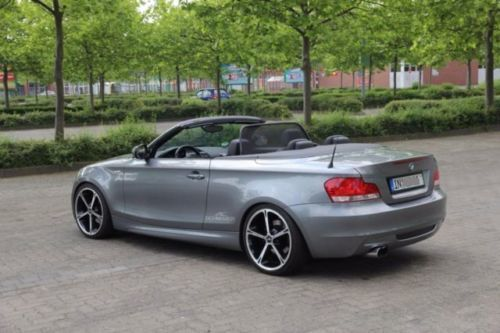 verkauft bmw 125 cabriolet 1er gebraucht 2010 km in ingolstadt. Black Bedroom Furniture Sets. Home Design Ideas