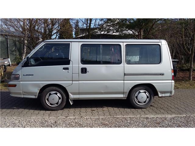 verkauft mitsubishi l300 glx, tÜv,klim., gebraucht 1997, 242.000 km