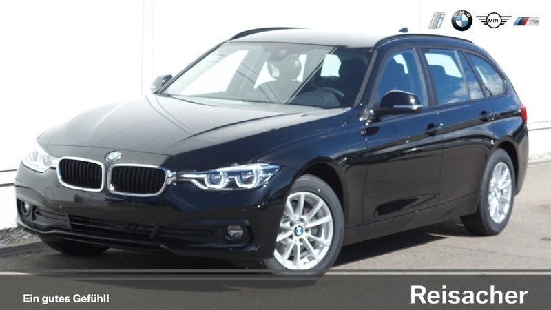verkauft bmw 320 d a touring gebraucht 2016 0 km in ulm. Black Bedroom Furniture Sets. Home Design Ideas