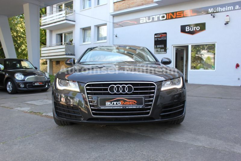 verkauft audi a7 sportback 3 0 tdi qua gebraucht 2011 km in hilden. Black Bedroom Furniture Sets. Home Design Ideas