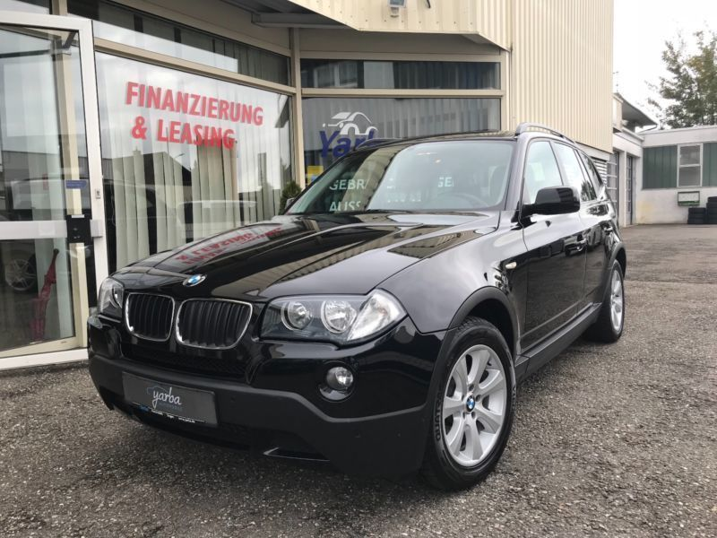 verkauft bmw x3 gebraucht 2008 km in singen. Black Bedroom Furniture Sets. Home Design Ideas