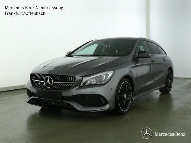 verkauft mercedes cla200 shooting brak gebraucht 2016 km in frankfurt. Black Bedroom Furniture Sets. Home Design Ideas