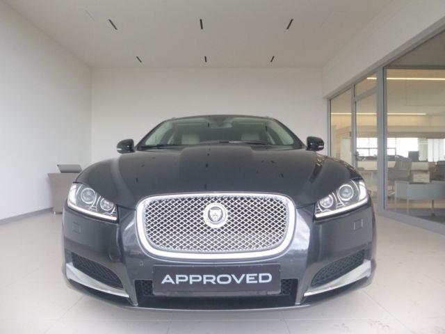 gebraucht 2 2 diesel jaguar xf sportbrake 2013 km 63. Black Bedroom Furniture Sets. Home Design Ideas