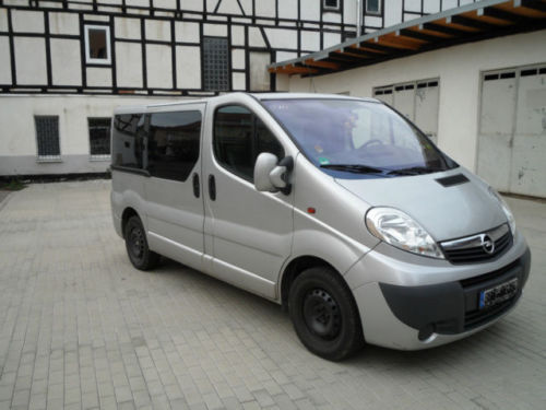 verkauft opel vivaro 2 0 cdti l1h2 gebraucht 2007 km in weida. Black Bedroom Furniture Sets. Home Design Ideas