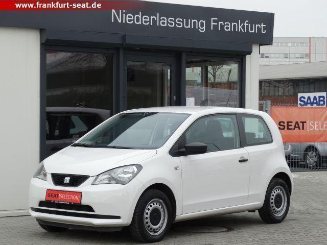 verkauft seat mii reference 1 0 44kw gebraucht 2012 km in frankfurt am main. Black Bedroom Furniture Sets. Home Design Ideas